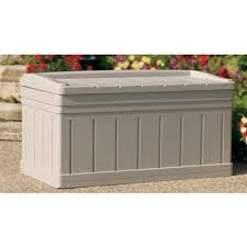 E Suncast Ultralarge Deck Box