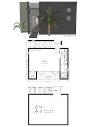 guest house plans. Studio531: Modern Guest House Plan | 61custom Plans H