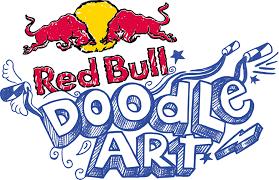 Art Doodle Red Bull Doodle Art