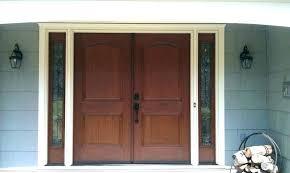 steel vs fiberglass exterior door steel vs fiberglass garage entry door exterior double doors new have