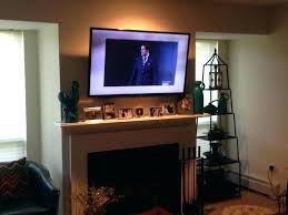 pull down tv mount. Pull Down Tv Mount Over Fireplace For Aeon 50300 Ed