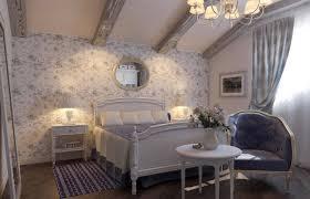 Provence Style Interior Design Bedroom