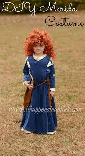 The 25 best Merida costume ideas on Pinterest