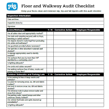 Safety Audit Checklist Work Health And Safety Management Plan Pdf Pa Roomofalice