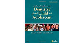 McDonald and Avery Dentistry for the Child and Adolescent, 9e 9th Edition  by Dean DDS MSD, Jeffrey A., Avery DDS MSD, David R., McDonal (2010)  Hardcover: Dean / Avery / McDonald: 9780323257244: Amazon.com: Books