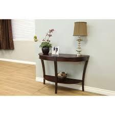 sofa console table. Frenchi Home Furnishing Walnut Console Table Sofa R