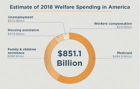 Welfare Statistics By Race 2017 Chart 45 Important Welfare Statistics For 2019 Lexington Law