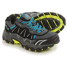 fila kids shoes. fila tractile 2 trail running shoes (for little and big kids) in castlerock/ kids
