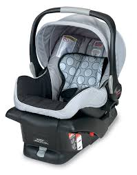 com britax b safe infant car seat granite prior model baby