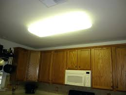 amazing kitchen fluorescent light fixture not working stylish fixtures decorative covers