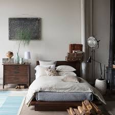 west elm bedroom furniture. cadman platform bed from west elm bedroom furniture