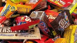 Chocolates Wrappers Theres A Way To Recycle All Your Halloween Snack Wrappers