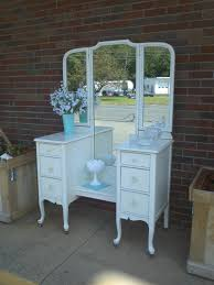 ... Outstanding Furniture For Girl Bedroom Decoration Using Vanity Dressing  Table Lamp : Gorgeous Image Of Furniture ...