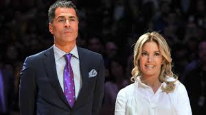 Whos Running The Show Inside The Lakers Hierarchy