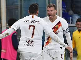 Highlights of Roma's 3-1 Victory Over Genoa - Chiesa Di Totti