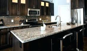 santa cecilia light granite with cherry cabinets light full size of kitchen with dark cabinets granite