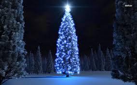 white christmas tree lights wallpaper. Brilliant Lights Beautiful Blue Christmas Tree Lights Decoration Inside White Wallpaper