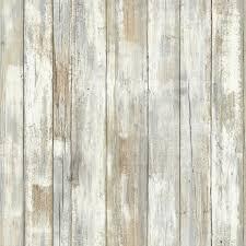 RoomMates <b>Distressed Wood</b> Peel and Stick Wall Decor <b>Wallpaper</b> ...