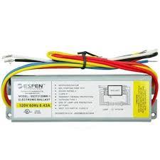 Espen Ve213120mr 1 2 Lamp 13 Watt Cfl Electronic Ballast 120v