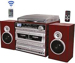 sound system with turntable. techplay odcr2110 wd stereo system bluetooth record turntable 2x cd cassette | ebay sound with e