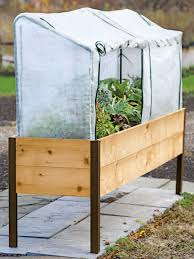 protection frame u0026 covers 2u0027 x elevated garden planters o13
