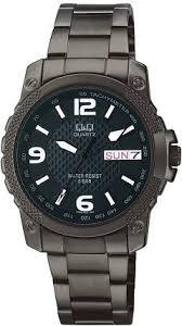 q amp q men 039 s watch a166202y a166204y a166405y calendar q amp q men 039 s watch a166202y