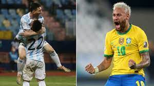 Copa America'da finalin adı Brezilya-Arjantin