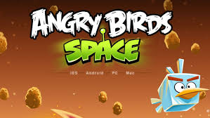 Angry Birds Space' now available on iOS, Android, Mac, PC, and Nook tablets  - The Verge