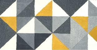 target gray rug yellow and gray rug textured finish yellow gray rug target target threshold gray
