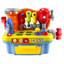 Musical Learning Workbench Toy Best Toys for 4 Year Old Boys - and Gift Ideas of Age