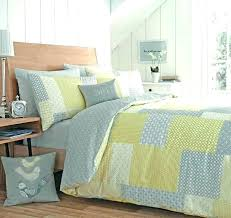 grey and yellow duvet set yellow king quilt yellow and grey quilt set yellow king quilt