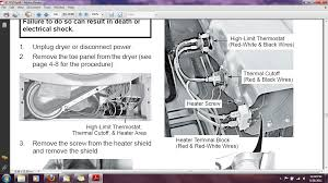 whirlpool duet dryer heating element wiring diagram whirlpool dryer cord installation 3 prong at Whirlpool Duet Wiring Diagram