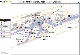 Frankfurt Am Main International Airport Eddf Fra