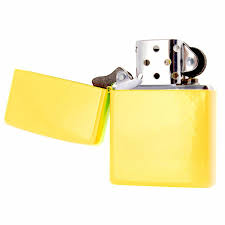 <b>Зажигалка ZIPPO Classic</b> c <b>покрытием</b> Lemon™ , латунь/сталь ...