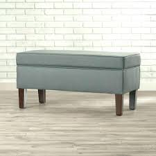 gold and gray bedroom bench dark grey upholstered for modern medium size bedrooms excellent