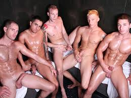 Gay boys naked at bath houses