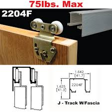bypass door hardware. Picture Of 2204F Sliding Bypass Door Hardware 0