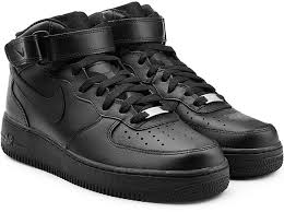 high top sneakers nike air force 1 mid 07 leather sneakers