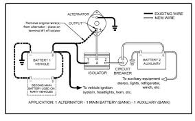sure power industries battery isolator wiring diagram wiring sure power battery