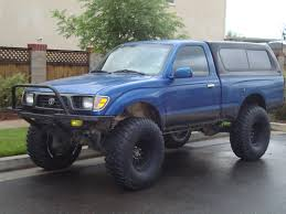 2001 toyota tacoma crew cab 4x4 lifted - Google Search | My dream ...