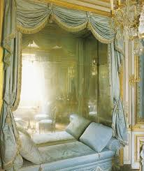 Marie Antoinette Inspired Bedroom Marie Antoinette Bedroom Tracing Daubard Dobard Roots France Day