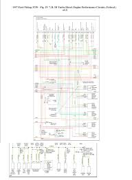 1997 ford f350 i a complete wiring schematic 7 3l powerstroke graphic graphic graphic graphic graphic