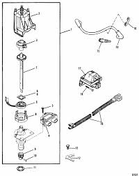 mercruiser 3 0 ignition wiring diagram mercruiser mercruiser 3 0lx gm 181 i l4 1990 1995 est ignition components parts on mercruiser 3 0 mercruiser 120 wiring diagram