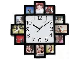 photo frame wall clock at rs 1400 piece