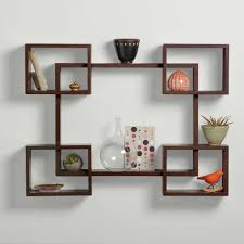 Small Picture Large Decorative Wall Shelves Contemporary Large Size Of Solid