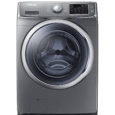 High Efficiency Clothes Washers Samsung Wf42h5600ap 48 Cu Ft Energy Star High Efficiency Front