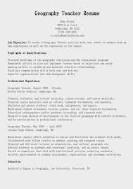 Sample Resume For Vocational Teacher Resume Ixiplay Free Resume