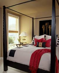 bedroom feng shui design. feng shui experts say that touches of passion colors like red and pink in the bedroom design l