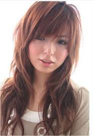 Best 25  Medium hairstyles with bangs ideas on Pinterest furthermore  moreover Spring haircuts 2017  Bobs  lobs  long layers  bangs  natural besides 30 Best Layered Haircuts  Hairstyles   Trends for 2017 furthermore Long  Layered Hairstyles with Bangs   Beauty Riot also  likewise long angled bangs photos   If you go for a haircut  go for a furthermore  likewise Top 25  best Long layered haircuts ideas on Pinterest   Long together with Best 20  Layered side bangs ideas on Pinterest   Layered bob bangs as well . on haircuts with long bangs and layers