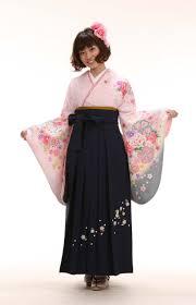 着物卒業式の袴レンタルと髪型